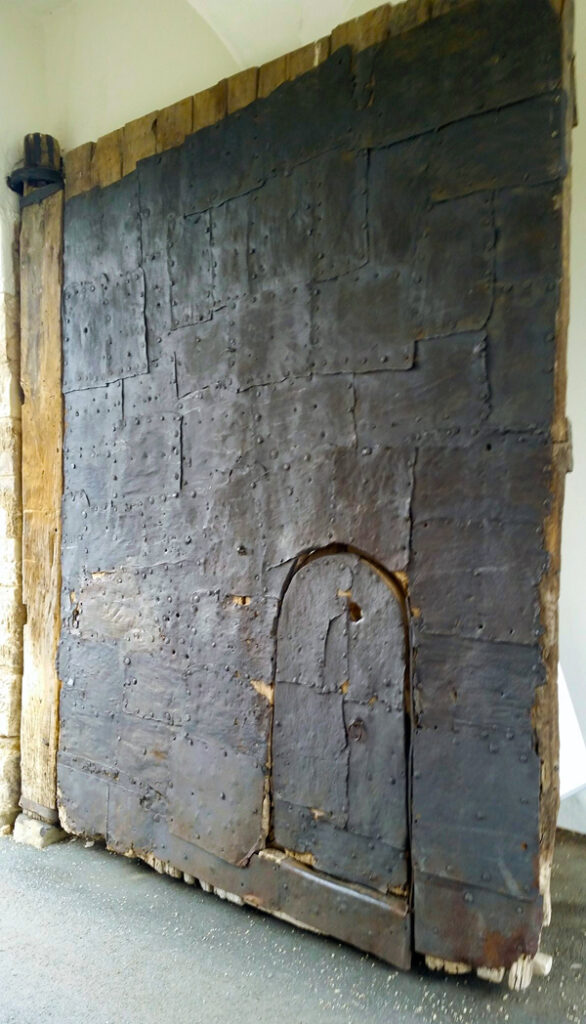 Eingang zu Schloß Seggau